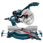 Bosch 5312 Dual Bevel Slide Compound Miter Saw - click for our review