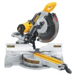 "DEWALT DW718 12"" Double-Bevel Slide Compound Miter Saw - click for our review"